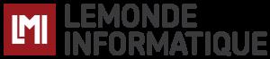 Logo le monde informatique