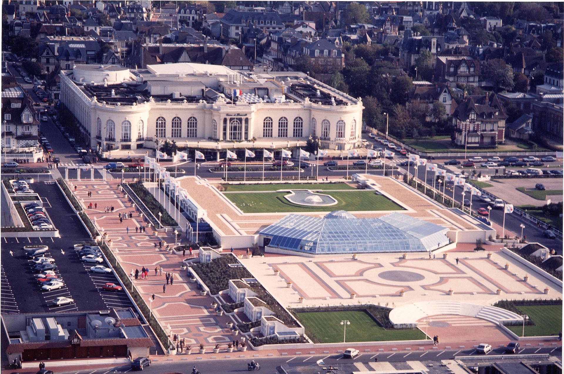 Palais des congrès de Deauville