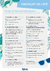 checklist social selling